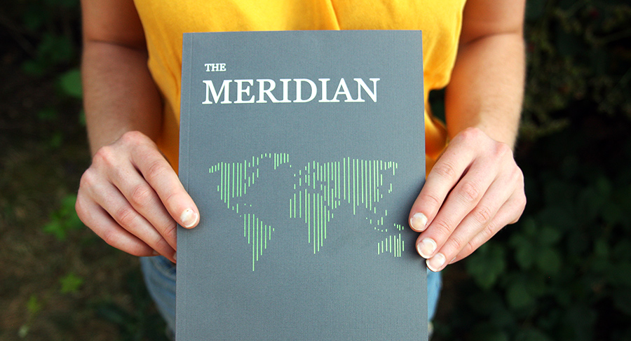 The Meridian graphic