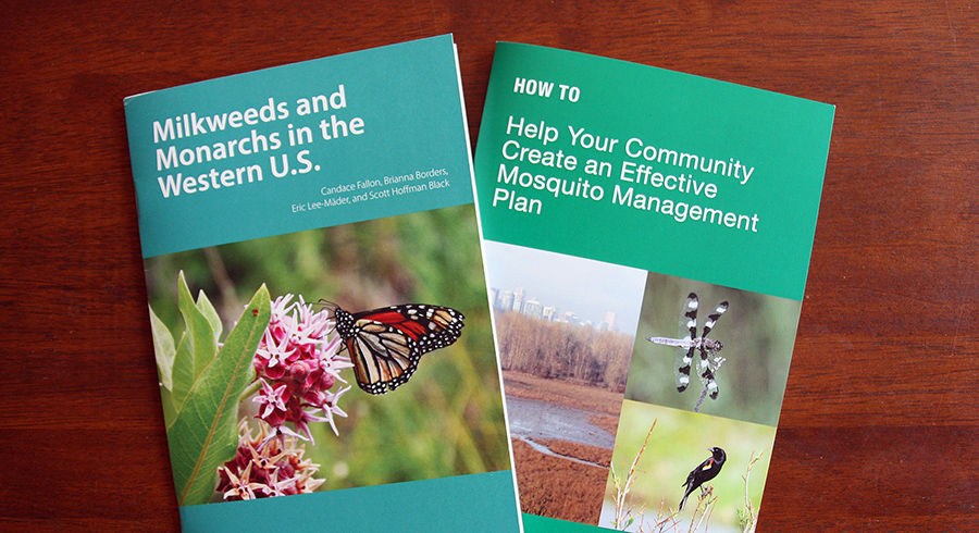 Xerces Society Guides graphic